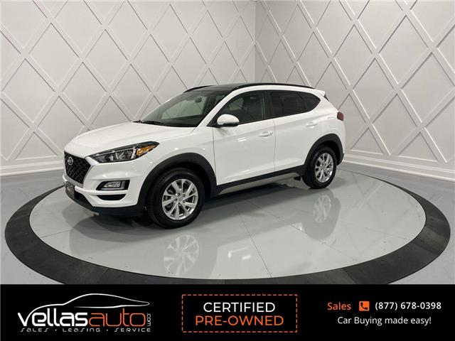2020 Hyundai Tucson Preferred w/Sun & Leather Package (Stk: NP4039) in Vaughan - Image 1 of 28