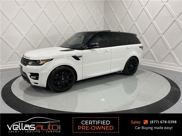 2016 Land Rover Range Rover Sport V8 Supercharged (Stk: NP1804) in Vaughan - Image 1 of 28