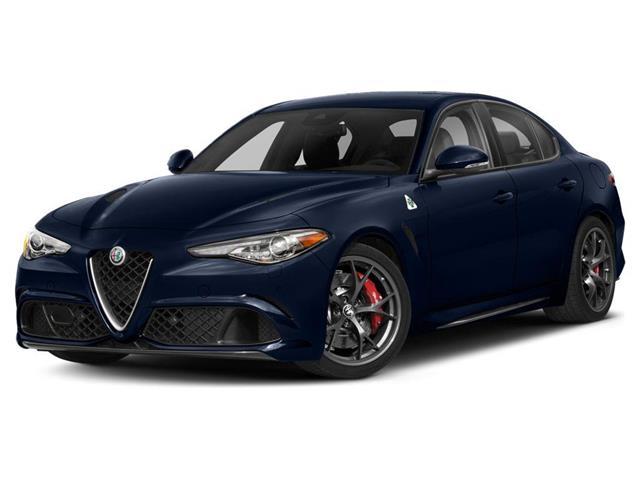 2018 Alfa Romeo Giulia Quadrifoglio (Stk: U641) in Oakville - Image 1 of 9
