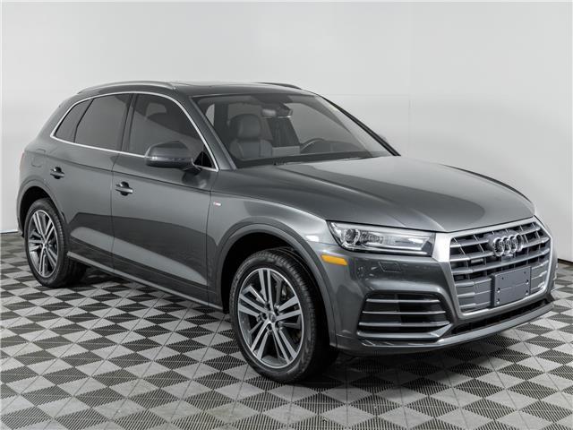 2018 Audi Q5 2.0T Progressiv (Stk: X0189A) in London - Image 1 of 25