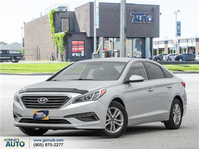 2015 Hyundai Sonata GL (Stk: 148254A) in Milton - Image 1 of 19