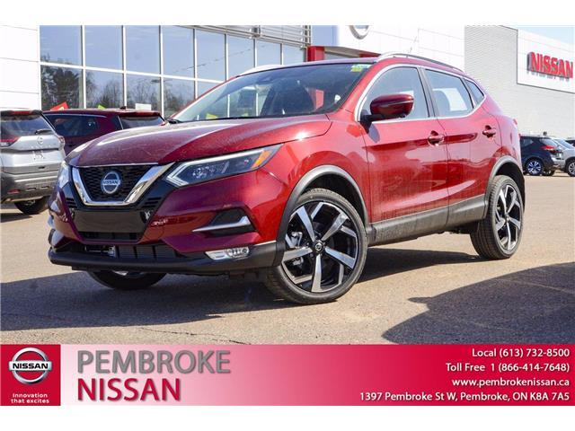 2021 Nissan Qashqai SL (Stk: 21129) in Pembroke - Image 1 of 30