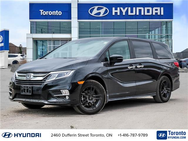 2019 Honda Odyssey EX-L (Stk: GU0153) in Toronto - Image 1 of 25