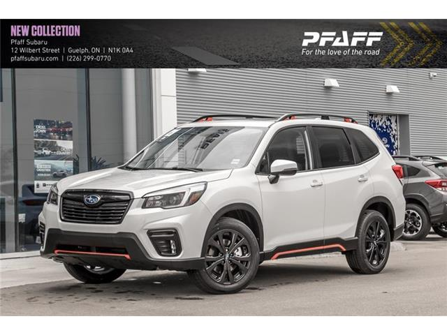 2021 Subaru Forester Sport (Stk: S01054) in Guelph - Image 1 of 10