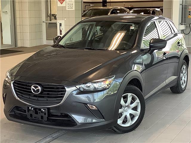 2017 Mazda CX-3 GX (Stk: 22634A) in Kingston - Image 1 of 12