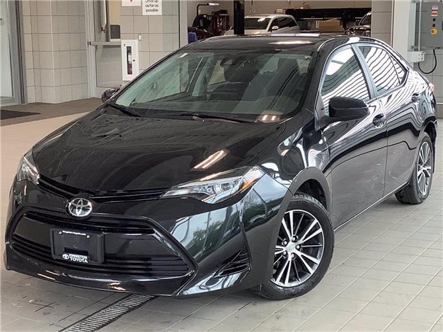 2018 Toyota Corolla LE (Stk: P19435) in Kingston - Image 1 of 11