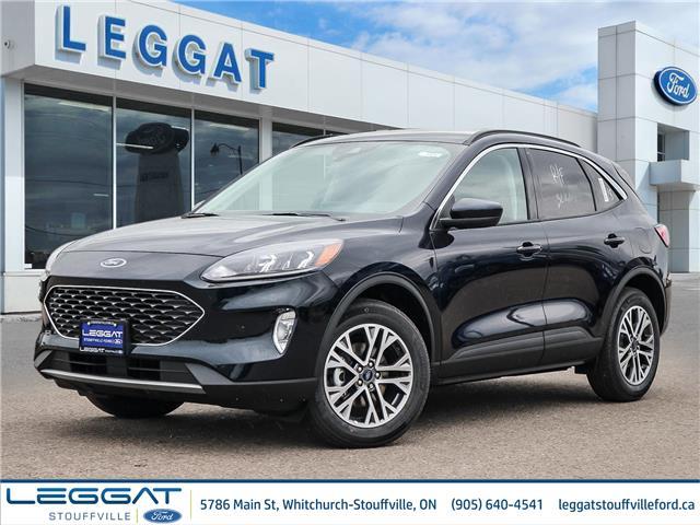 2021 Ford Escape SEL Hybrid (Stk: 21A1026) in Stouffville - Image 1 of 28