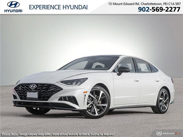 2021 Hyundai Sonata Sport (Stk: N1377) in Charlottetown - Image 1 of 22