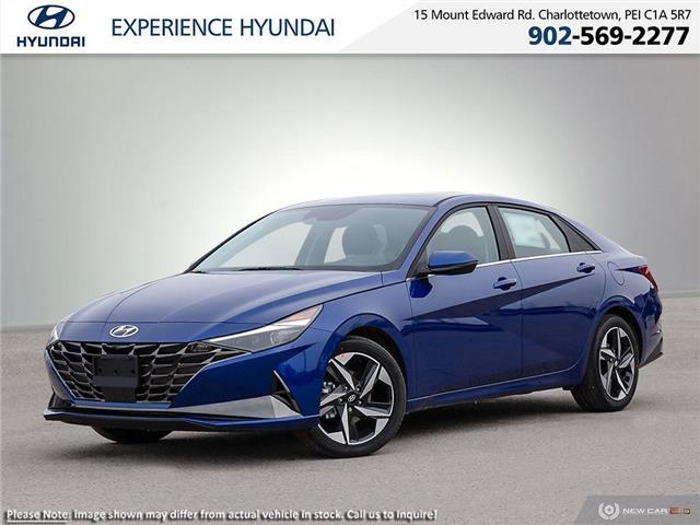 2021 Hyundai Elantra Ultimate Tech w/Two-Tone Interior (Stk: N1382) in Charlottetown - Image 1 of 11