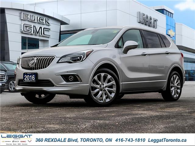 2016 Buick Envision Premium II (Stk: 126355A) in Etobicoke - Image 1 of 30