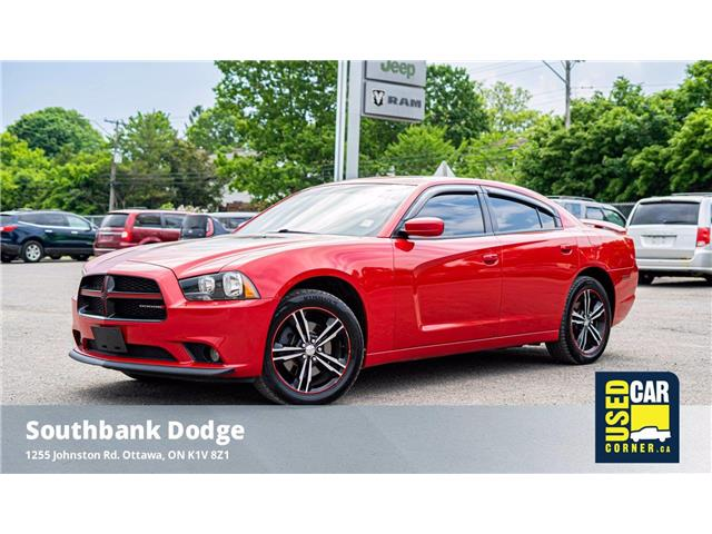 2013 Dodge Charger SXT (Stk: 2104152) in OTTAWA - Image 1 of 24
