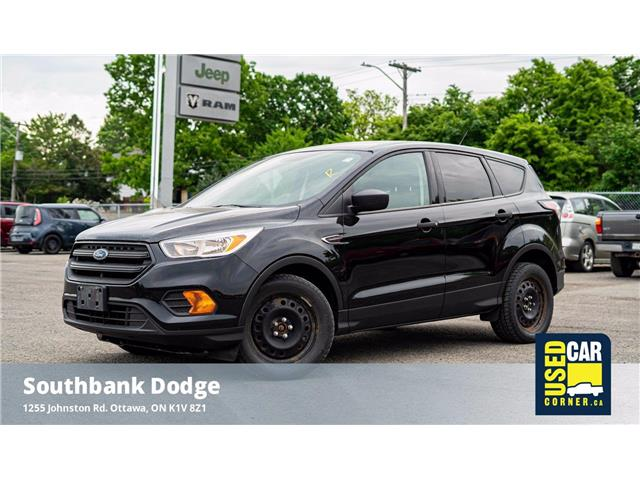 2017 Ford Escape S (Stk: 9230751) in OTTAWA - Image 1 of 25