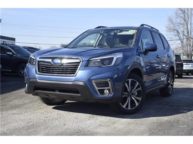 2021 Subaru Forester Limited (Stk: 18-SM491) in Ottawa - Image 1 of 22