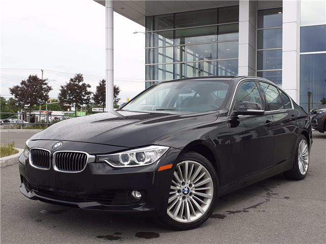 2014 BMW 328i xDrive (Stk: 14106A) in Gloucester - Image 1 of 13