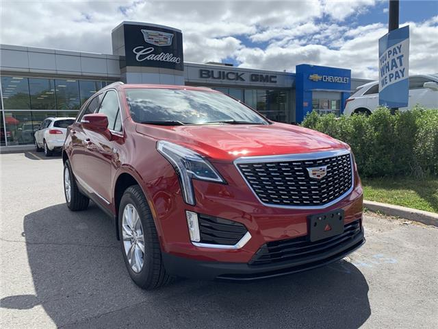 2021 Cadillac XT5 Luxury (Stk: R10755) in Ottawa - Image 1 of 18