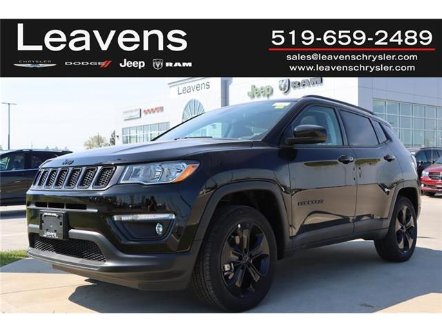 2021 Jeep Compass Altitude (Stk: LC21177) in London - Image 1 of 21