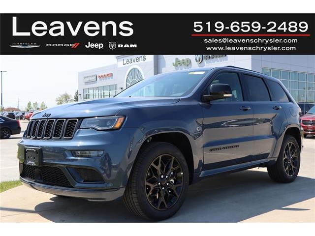 2021 Jeep Grand Cherokee Limited (Stk: LC21235) in London - Image 1 of 25