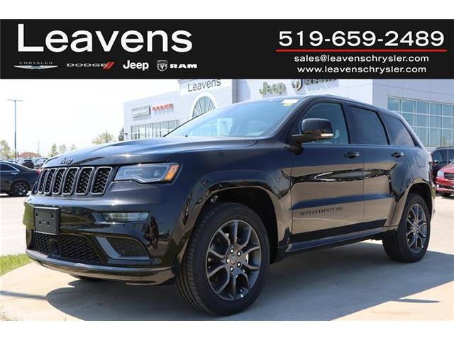 2021 Jeep Grand Cherokee Overland (Stk: LC21270) in London - Image 1 of 24