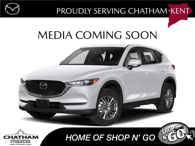2021 Mazda CX-5 GS (Stk: NM3514) in Chatham - Image 1 of 2