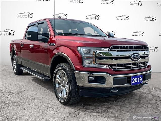 2019 Ford F-150 Lariat (Stk: 1272A) in St. Thomas - Image 1 of 30