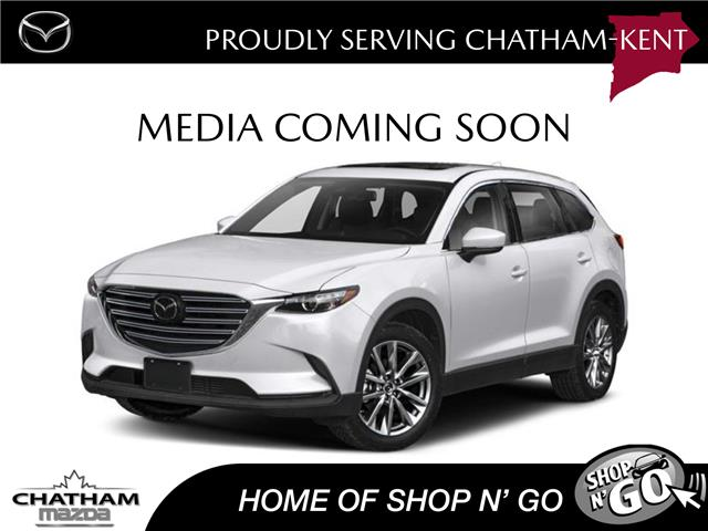 2021 Mazda CX-9 GS-L (Stk: NM3515) in Chatham - Image 1 of 10