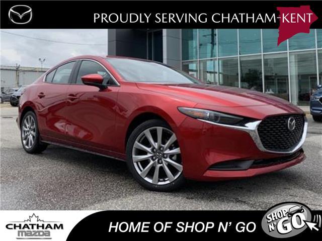 2021 Mazda Mazda3 GT (Stk: NM3484) in Chatham - Image 1 of 23