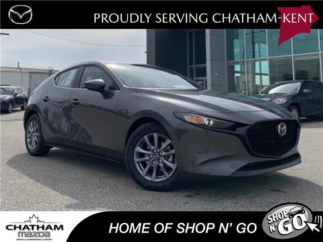 2021 Mazda Mazda3 Sport GS (Stk: NM3504) in Chatham - Image 1 of 23