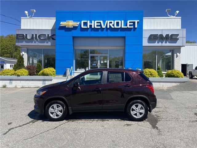 2021 Chevrolet Trax LS (Stk: 26341B) in Blind River - Image 1 of 8