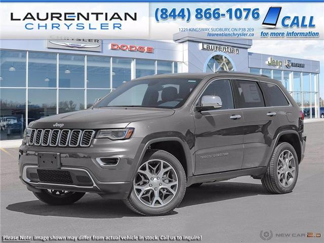 2021 Jeep Grand Cherokee Limited (Stk: 21081) in Greater Sudbury - Image 1 of 22