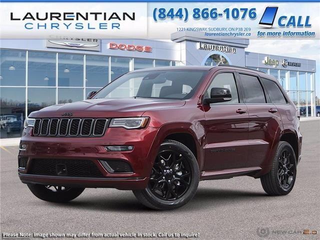 2021 Jeep Grand Cherokee Limited (Stk: 21243) in Greater Sudbury - Image 1 of 22