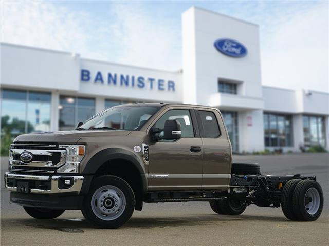 2021 Ford F-450 Chassis XLT (Stk: T210032) in Dawson Creek - Image 1 of 20
