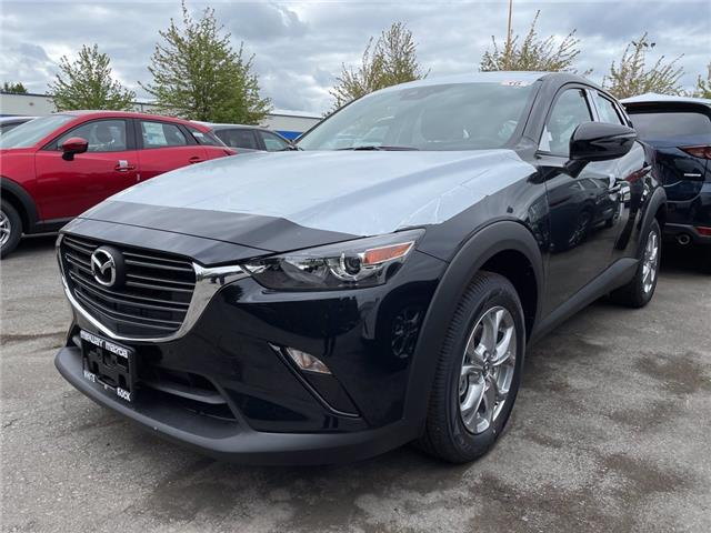 2021 Mazda CX-3 GS (Stk: 514583) in Surrey - Image 1 of 5