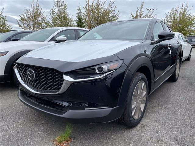 2021 Mazda CX-30 GS (Stk: 258259) in Surrey - Image 1 of 5