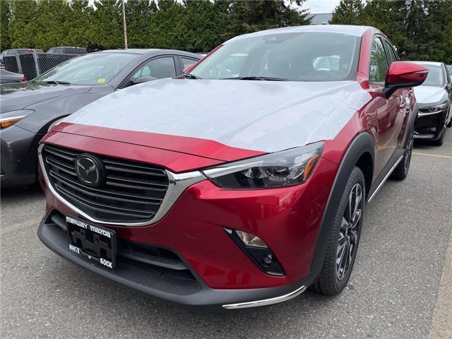 2021 Mazda CX-3 GT (Stk: 512436) in Surrey - Image 1 of 5