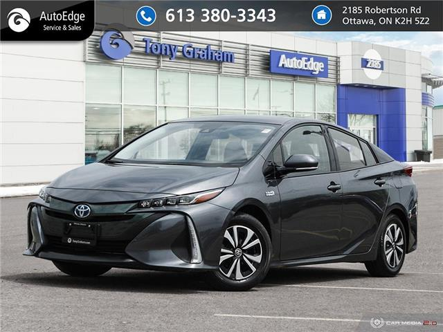 2018 Toyota Prius Prime Base (Stk: A0713) in Ottawa - Image 1 of 28