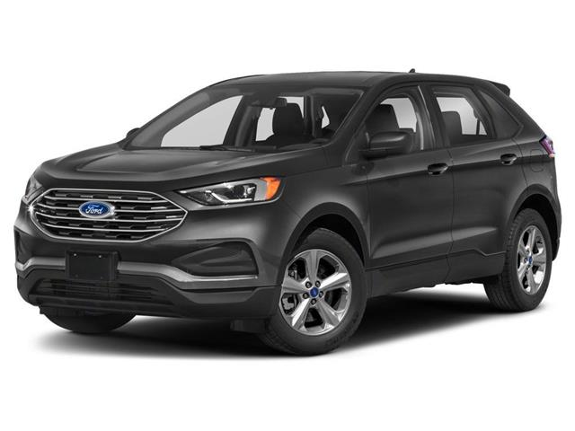 2021 Ford Edge Titanium (Stk: Y50446) in London - Image 1 of 9