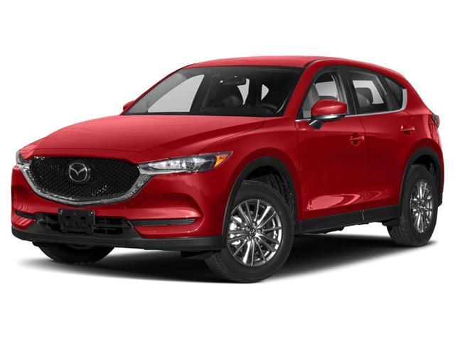 2021 Mazda CX-5 GS (Stk: 21155) in Owen Sound - Image 1 of 9