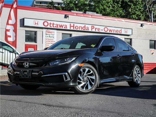 2019 Honda Civic EX (Stk: 343991) in Ottawa - Image 1 of 26