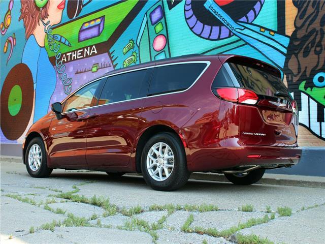 2021 Chrysler Grand Caravan SE (Stk: 21107) in North Bay - Image 1 of 4