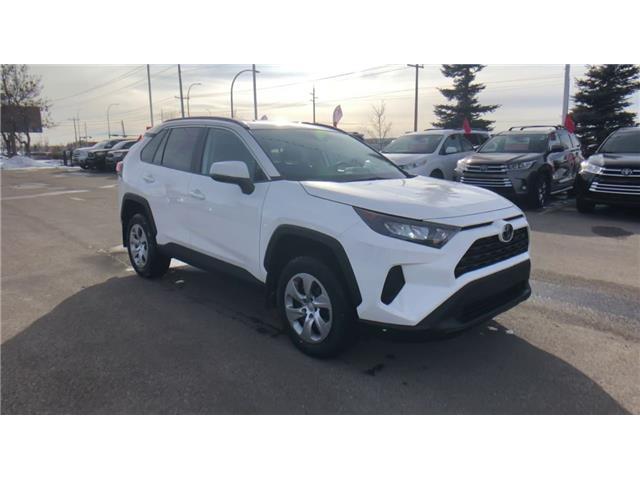 2021 Toyota RAV4 LE (Stk: 210700) in Calgary - Image 1 of 21
