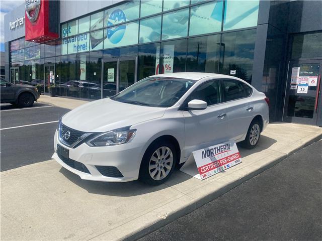 2018 Nissan Sentra 1.8 SV (Stk: 11926A) in Sudbury - Image 1 of 11