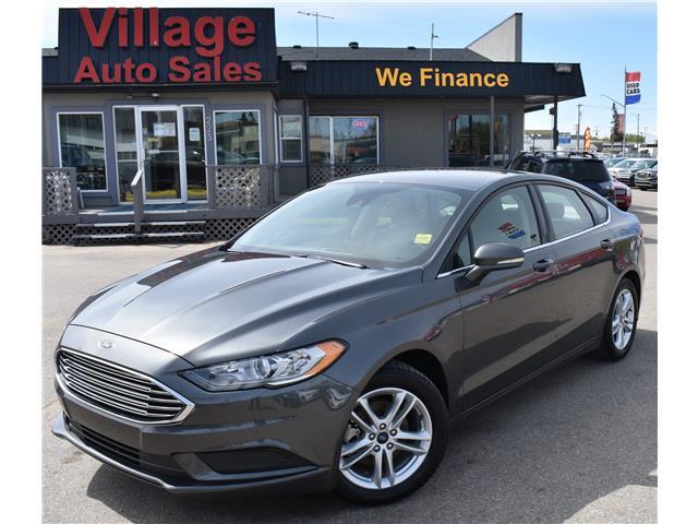 2018 Ford Fusion SE (Stk: P38345) in Saskatoon - Image 1 of 20
