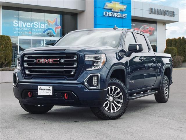 2019 GMC Sierra 1500 AT4 (Stk: 21455A) in Vernon - Image 1 of 26