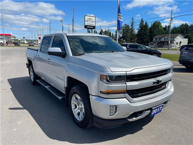 2017 Chevrolet Silverado 1500  (Stk: 11481) in Sault Ste. Marie - Image 1 of 12