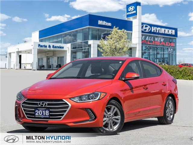 2018 Hyundai Elantra GL (Stk: 639900) in Milton - Image 1 of 19