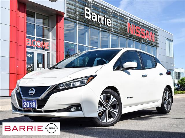 2018 Nissan LEAF S (Stk: P4812) in Barrie - Image 1 of 29