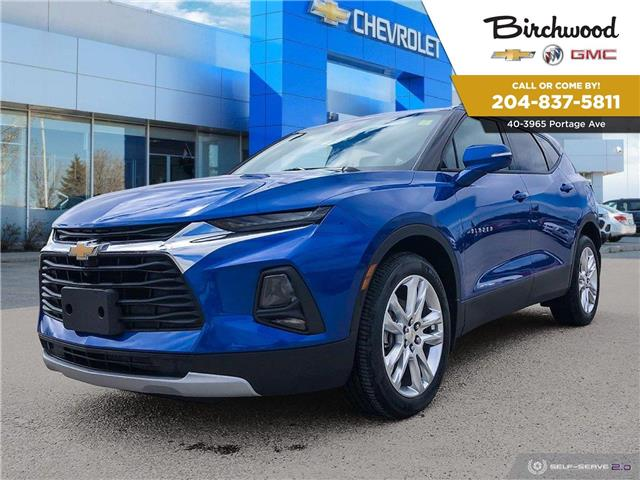 2019 Chevrolet Blazer 3.6 True North (Stk: F3UG7B) in Winnipeg - Image 1 of 25