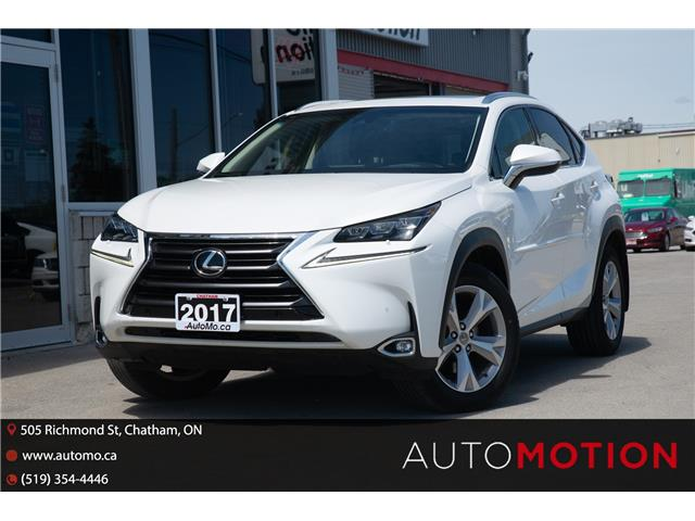 2017 Lexus NX 200t Base (Stk: 21909) in Chatham - Image 1 of 27