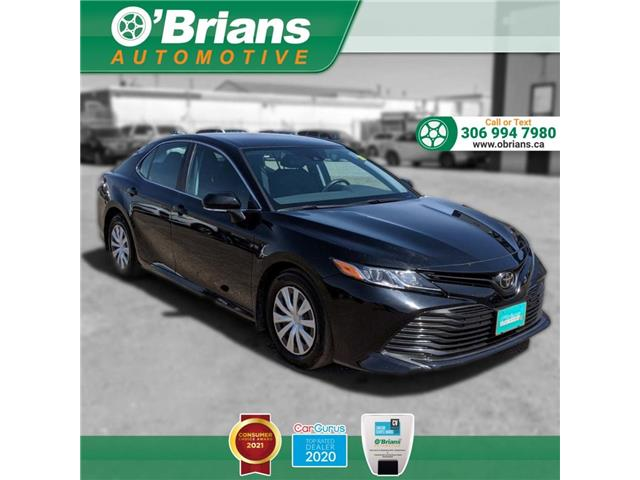 2019 Toyota Camry LE (Stk: 14464A) in Saskatoon - Image 1 of 21