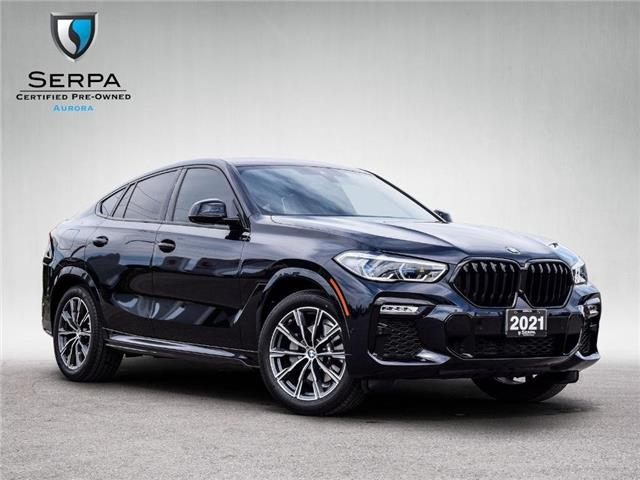 2021 BMW X6 xDrive40i (Stk: CP058) in Aurora - Image 1 of 29